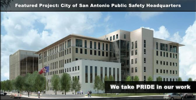 City of San Antonio Public Safety Headquaters COSA